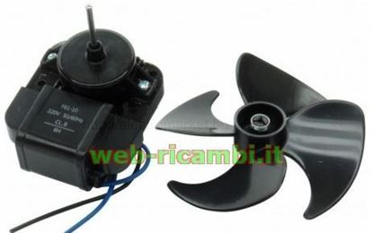 Picture of Cod. 46539 - Blower No-Frost With Fan